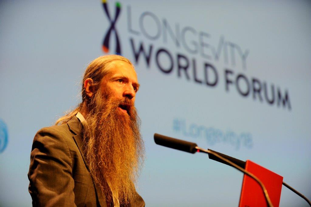 Aubrey de Grey Longevity