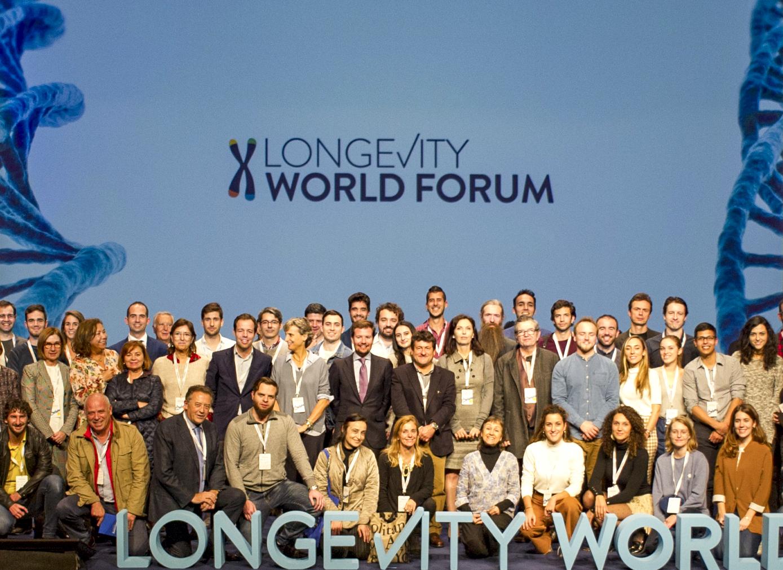 Valencia: Longevity World Forum. Daniel Duart/Talentum.