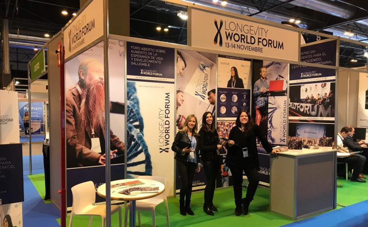 Longevity World Forum Farmaforum 2019